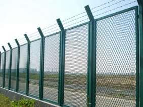 钢板护栏网 (4)
