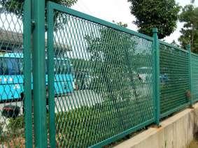 钢板护栏网 (3)