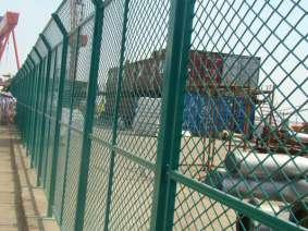 钢板护栏网 (2)